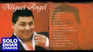 miguel angel 15 grandes exitos cumbia romantica