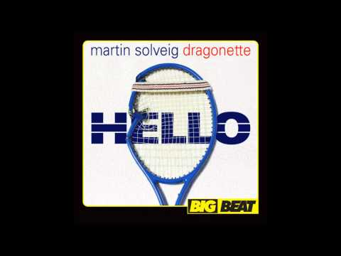Martin Solveig -  Hello (Audio)