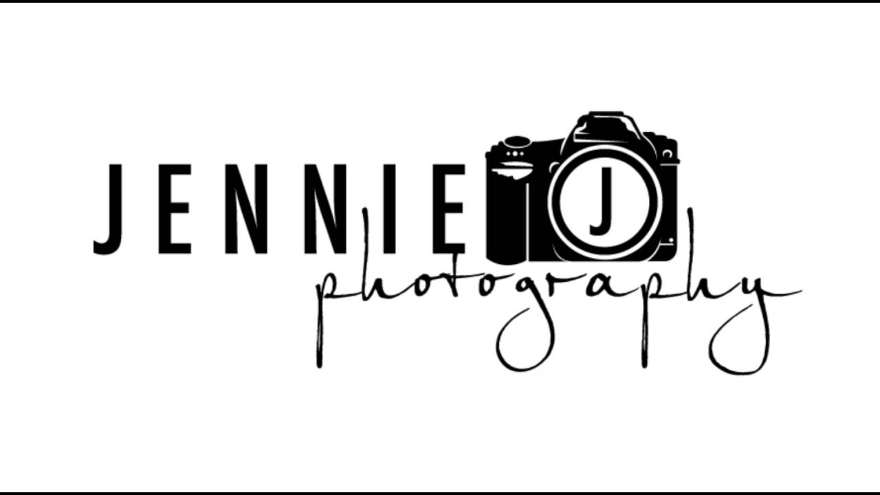 photographer jennie logos perfect templates creative photoraphy zoom graphic business