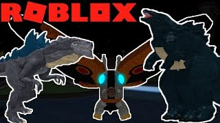 Roblox Project Kaiju - HUGE *GODZILLA* + MORE *KAIJU* COMING BACK SOON!