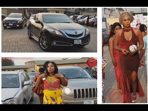 See Different Styles Of Ankara Slay Mama Rocks As Lagos Big Boys Storms Liz Da Silva's Ankara Day