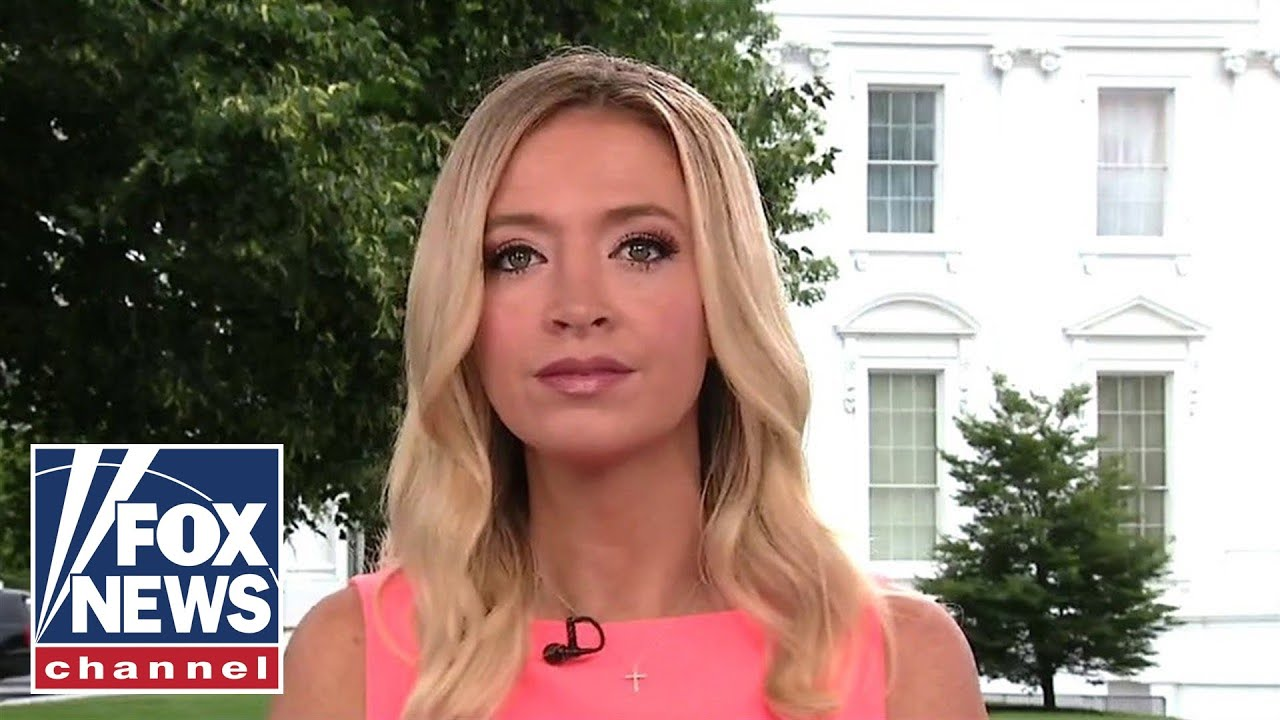 Kayleigh McEnany blasts John Bolton's 'debunked' book