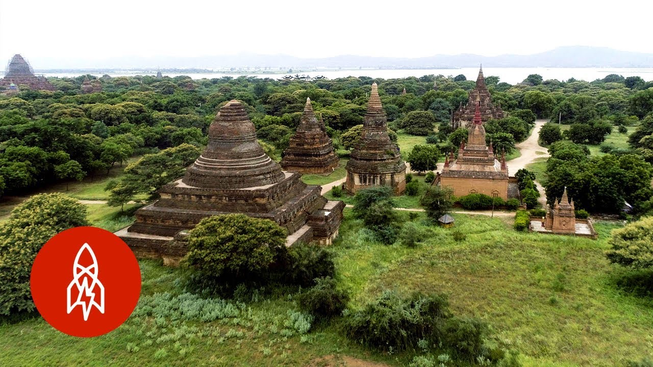 The Valley of 2,000 Temples