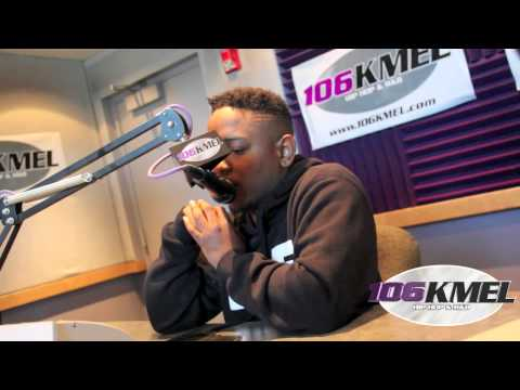 Kendrick Lamar predicts taking over hip hop with Sana G before he blew up!