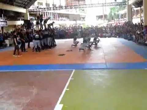 University of Luzon Computer Studies Cheerdance Perforrmance (2012)