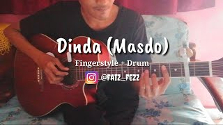 Download lagu Kugiran Masdo Dinda Fingerstyle cover Guitar cover Guidrum Faiz Fezz MP3