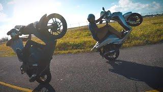 BikeLife | Wheelie Battle