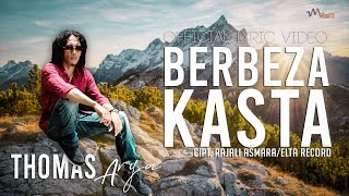 Download lagu Berbeza Kasta - THOMAS ARYA [Official Lyric Video]