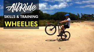 How to Wheelie - ALL RIDE EP45