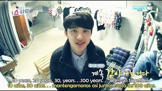 Download Video Kyungsoo loves Chanyeol #2  [Sub español/Eng] MP3 3GP MP4