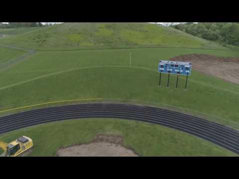 Zane Trace Athletic Complex Renovations 5.6.17