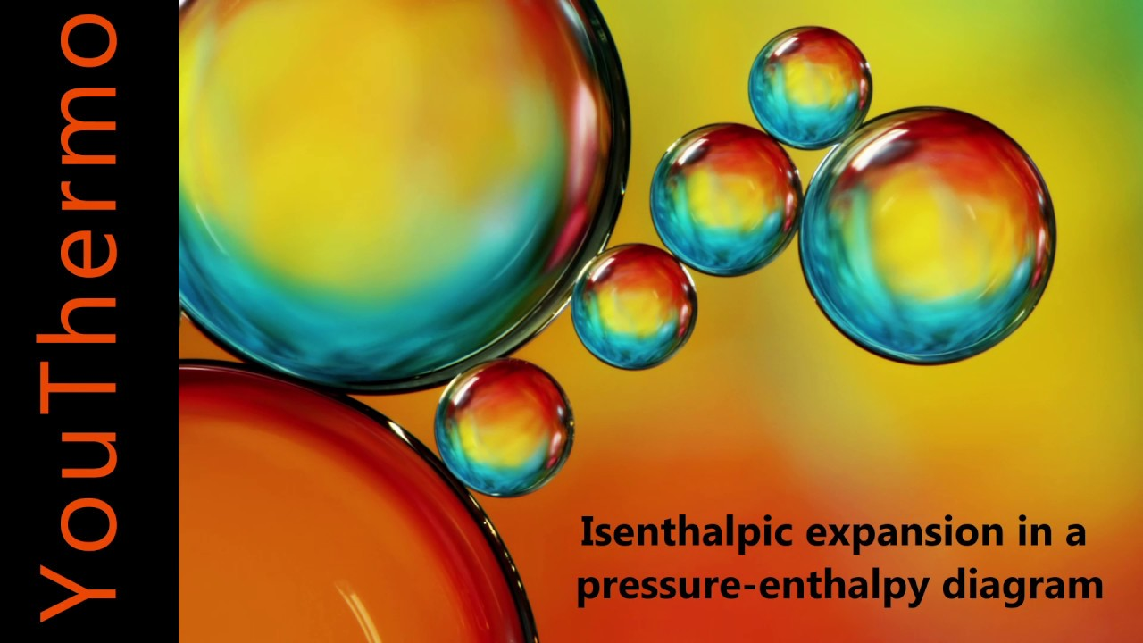 Isenthalpic expansion in a pressure enthalpy diagram youtube isenthalpic expansion in a pressure enthalpy diagram pooptronica