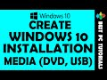 Create Windows 10 Installation Disc (Final Release) |July 29