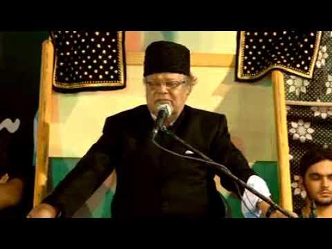 04 Majlis 04 Muharram 1438 2016 Allama Talib Jauhary