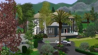 The Sims 3 House Building -Gardianic 56- DutchSims 3 Master