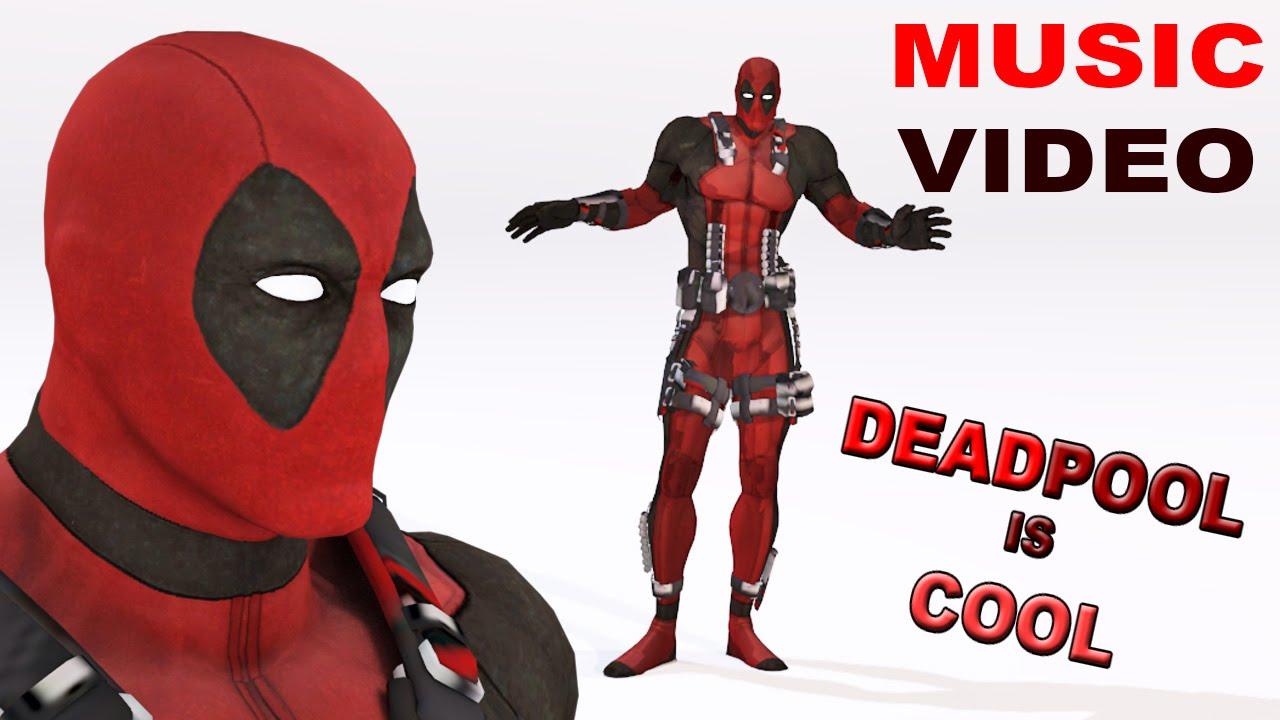 Deadpool Is Cool