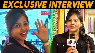 Interview with Actress Archana Harish - Location Courtesy RmKV Vadapalani