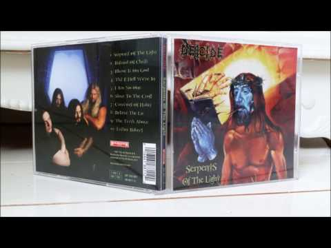 Deicide - Serpents of the Light -   Music