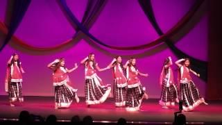 Shri Lakshmi Narayan Mandir Diwali 2014 @ Fox Riverside,CA, #18, Chal Chaiya Chaiya