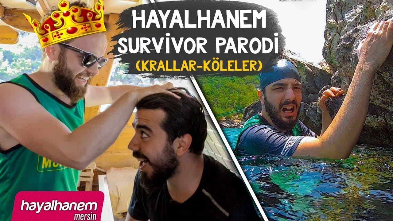 HAYALHANEM SURVIVOR PARODİ - (KRALLAR - KÖLELER)