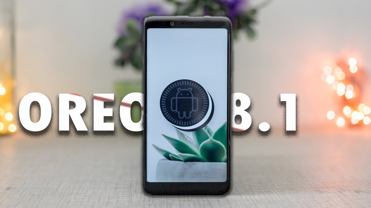 Redmi Note 5 Pro How To Install Official Android 81 Oreo Miui Xiaomi Plus Ram 3 Rom 32 Tam Black 95