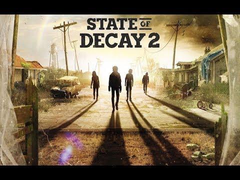 State Of Decay 2, часть 12,5