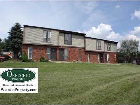 Townhouse For Rent 4600 Scioto Dr Steubenville, Oh