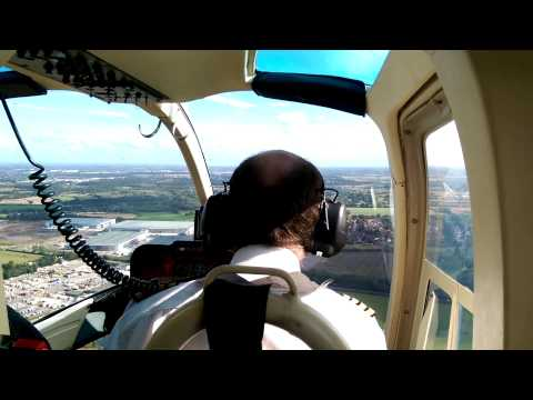 Helicopter ride at Coventry airport(1)