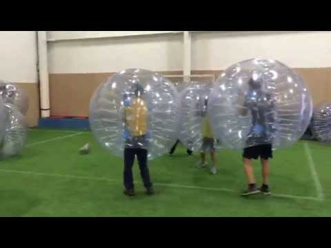 Bubble Ball Soccer in Vaughan