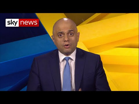Sajid Javid: 'We will get the free trade agreement'