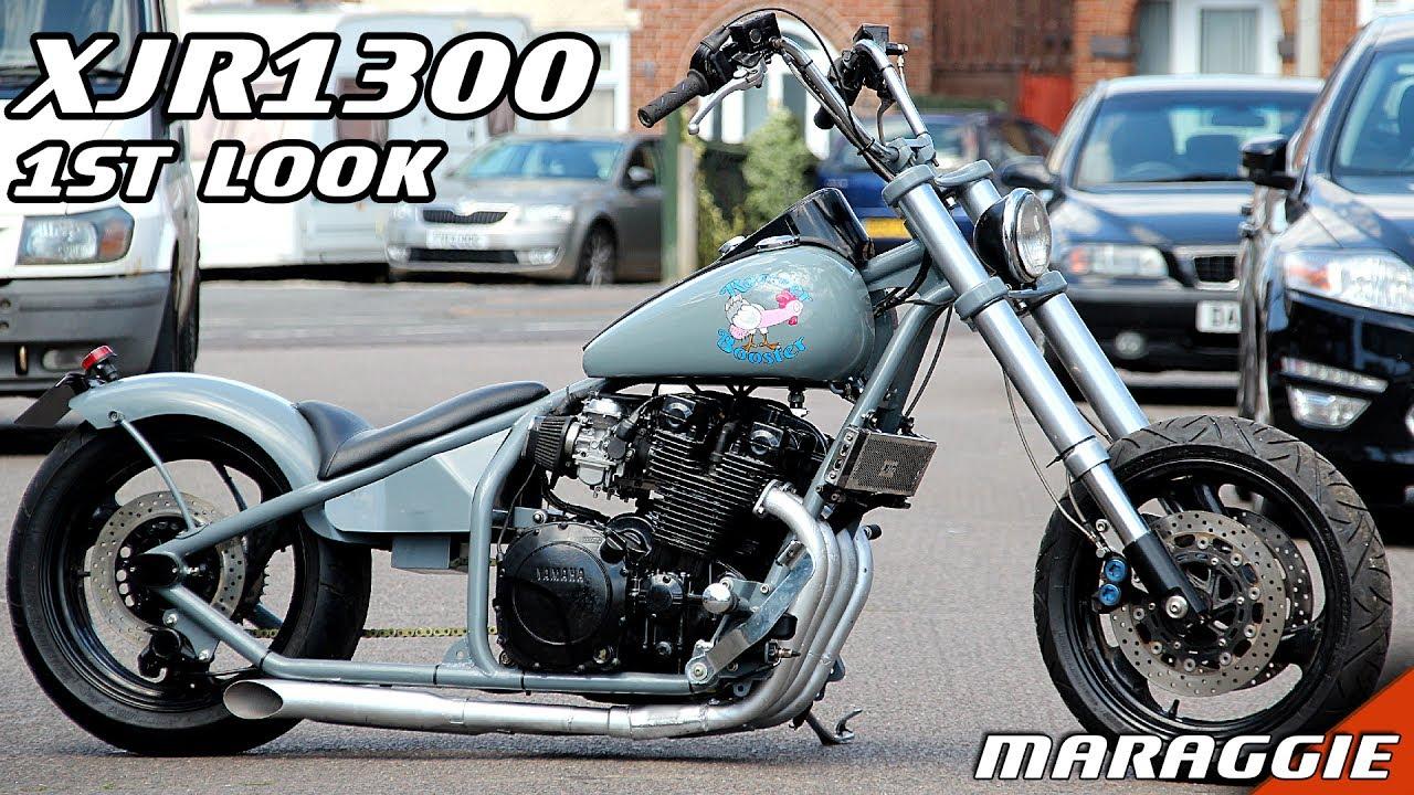 Мотоцикл LIFAN LF250-B, Yamaha XV250 Virago - YouTube