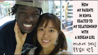 My Kenyan Parents Reaction to my relationship with Korean girl :USA ROAD TRIP#8  NC, GA