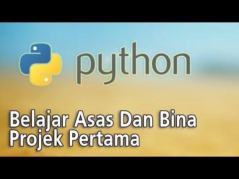 Cara Buat Python