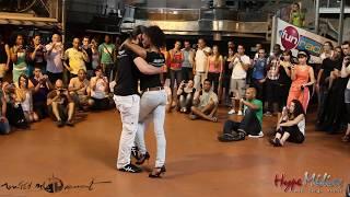 Видео: Kizomba Sensual - Isabelle & Félicien - Festival United Kiz Toulouse 2012