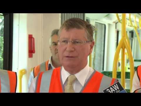 $100m plus boost for Melbourne's public transport
