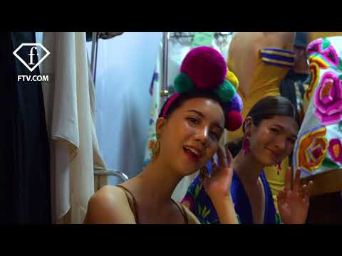 Day 1 of the 2nd Thai Silk International Fashion Week 2019 | FTV | FashionTV