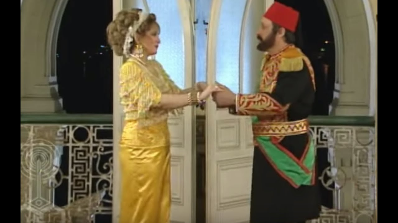 من مسلسل بوابة الحلواني _ علي الحجار _ يا فؤادي إيه مرادك