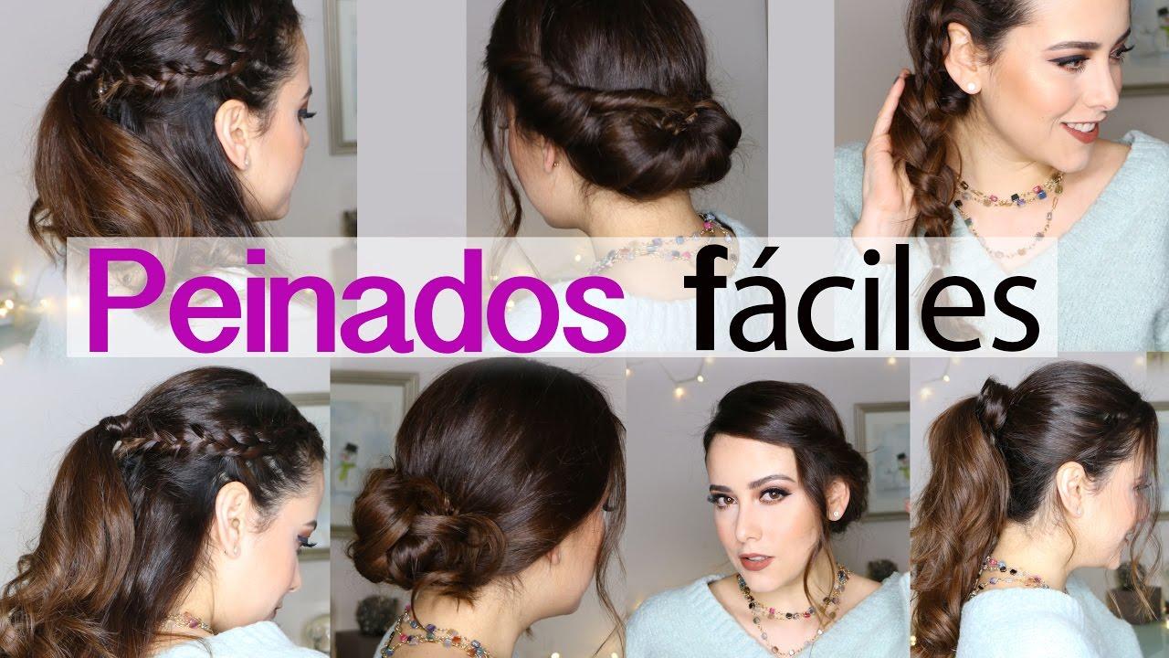 Peinados sencillos fiesta resultado de imagen para - Peinados fiesta faciles ...