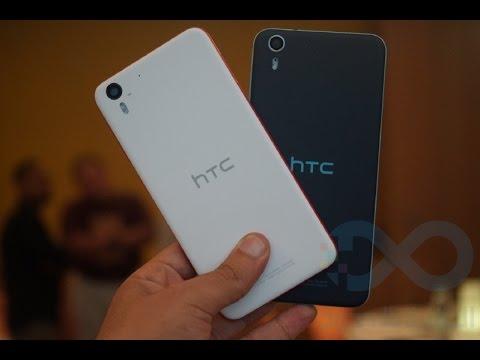 نظرة شاملة على الهاتف المحمول HTC Desire Eye:كامريتين بدقة 13 ميجابيكسل؟