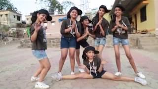 City Slums - Raja Kumari ft. DIVINE |  Dance Choreography |YDA | Juniors Batch