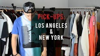 LA and NY Vacation Pickups! Thumbnail
