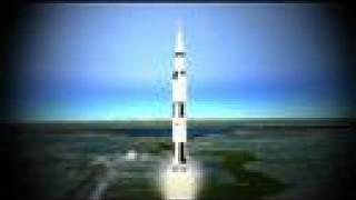 Apollo 11 One Giant Leap - An Orbiter/EL3D Film Part 1