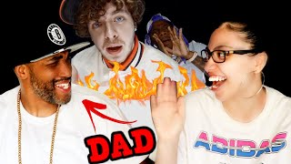 MY DAD REACTS Jąck Harlow - WHATS POPPIN feat. Dababy, Tory Lanez, & Lil Wayne Music Video REACTION