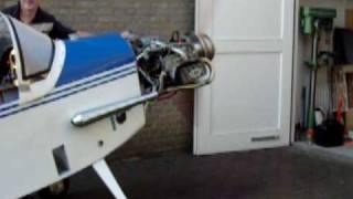 Corby Starlet Limbach motor run