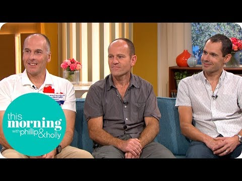The British Divers at the Centre of the Thai Cave Rescue | This Morning