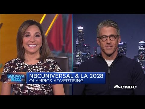 Olympics advertising will transform with new NBCUniversal and LA 2028