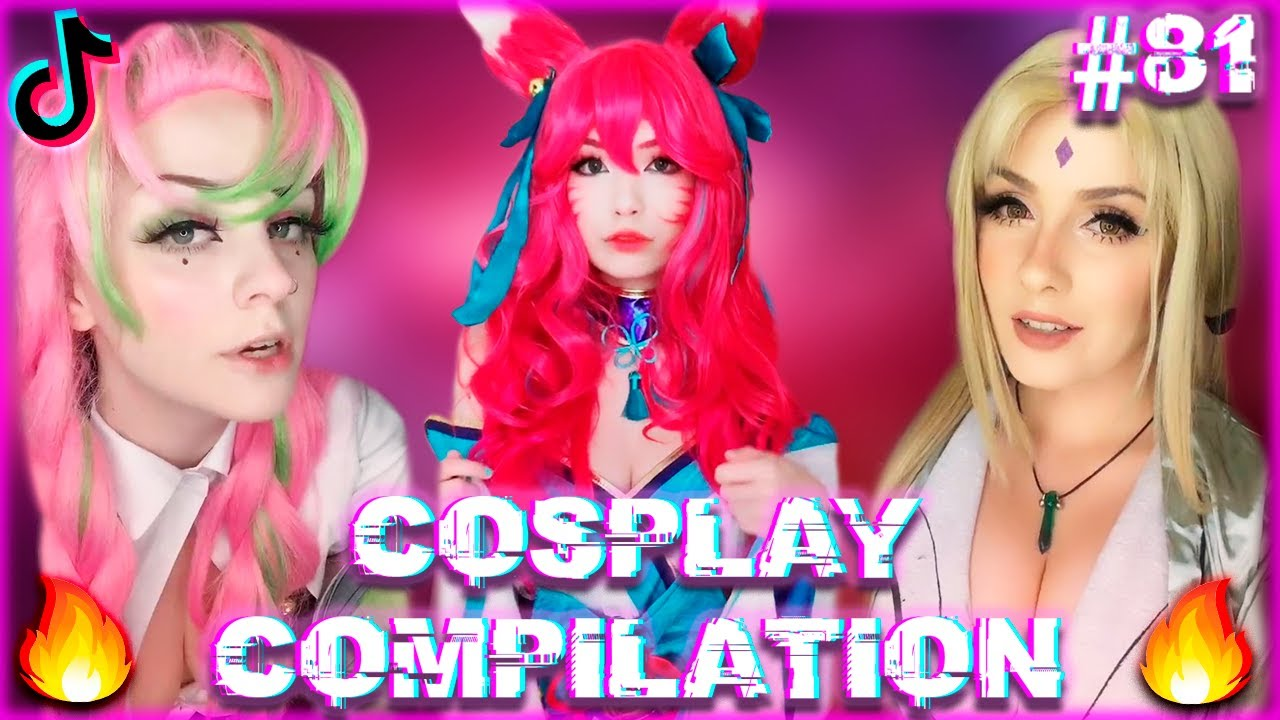 🔥 BEST Tik Tok COSPLAY Anime COMPILATION #81 ● CUTE KAWAII GIRLS ● With SONG Titles | BESTO WAIFU 🔥