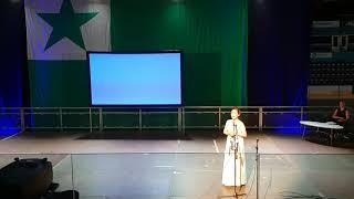 [Esperanto] La Vojo – Amira 전경옥 / UK en Lahti 2019