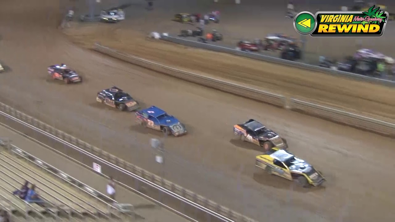 VMS REWIND - Budweiser Modified Feature 071319