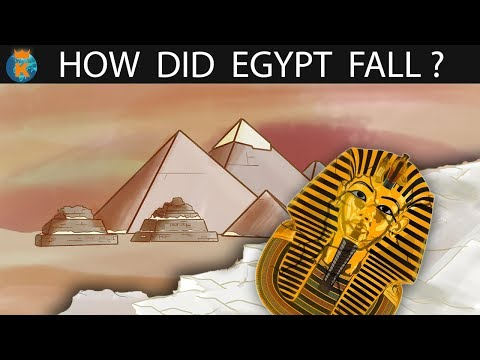 Why did Ancient Egypt Collapse?